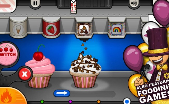 Papa S Cupcakeria Unblocked Unblocked Games Free To Play