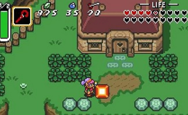 Legend Of Zelda Link To The Past Unblocked Unblocked