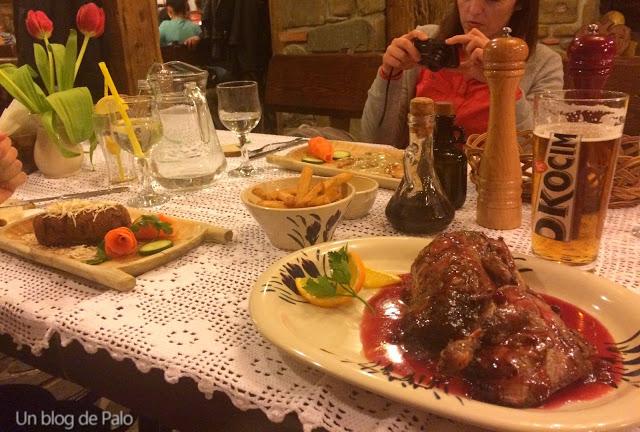 Qué comer en Cracovia