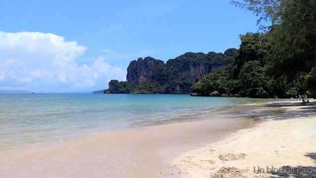 Las maravillosas playas de Tailandia