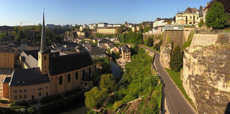 Guía para viajar a Luxemburgo barato