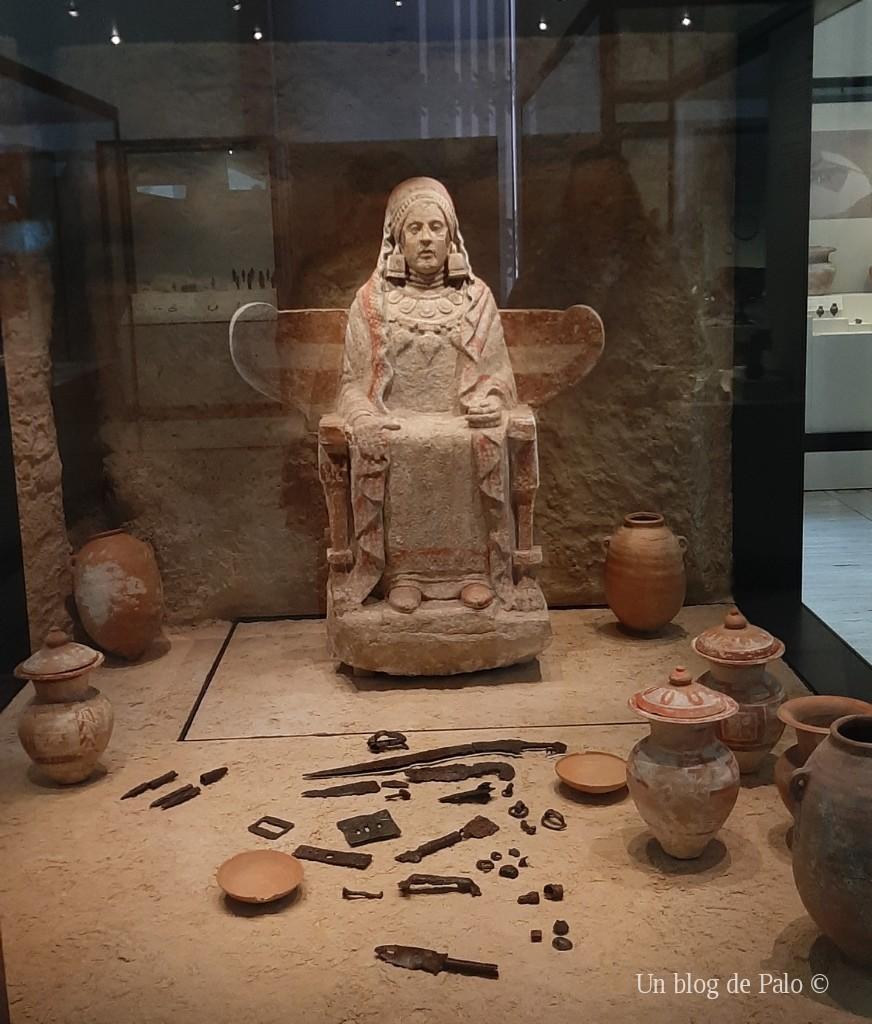 Dama de Baza Museo Arqueológico Nacional