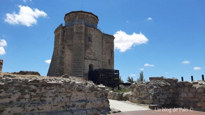 Torreón de los Duques de Alba en Alba de Tormes