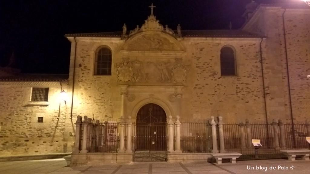 Iglesia del Convento de las Madres en Alba de Tormes