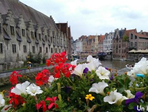 Diario para viajar a Flandes