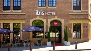 Alojamiento en Bruselas: Hotel ibis off Grand Place