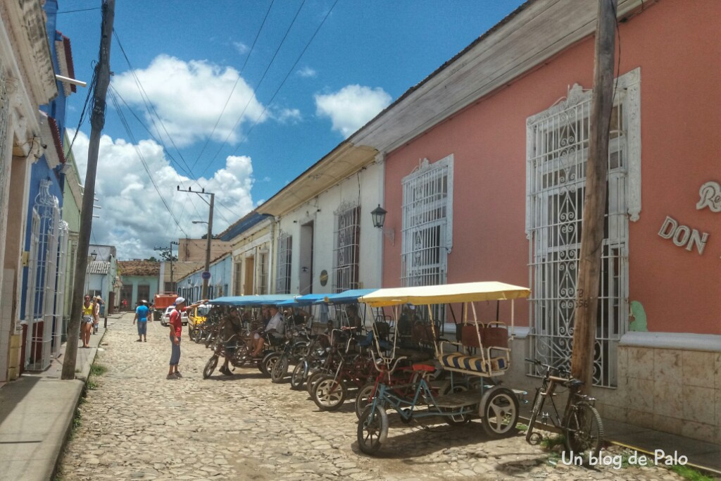 Tres ciudades Trinidad Cuba