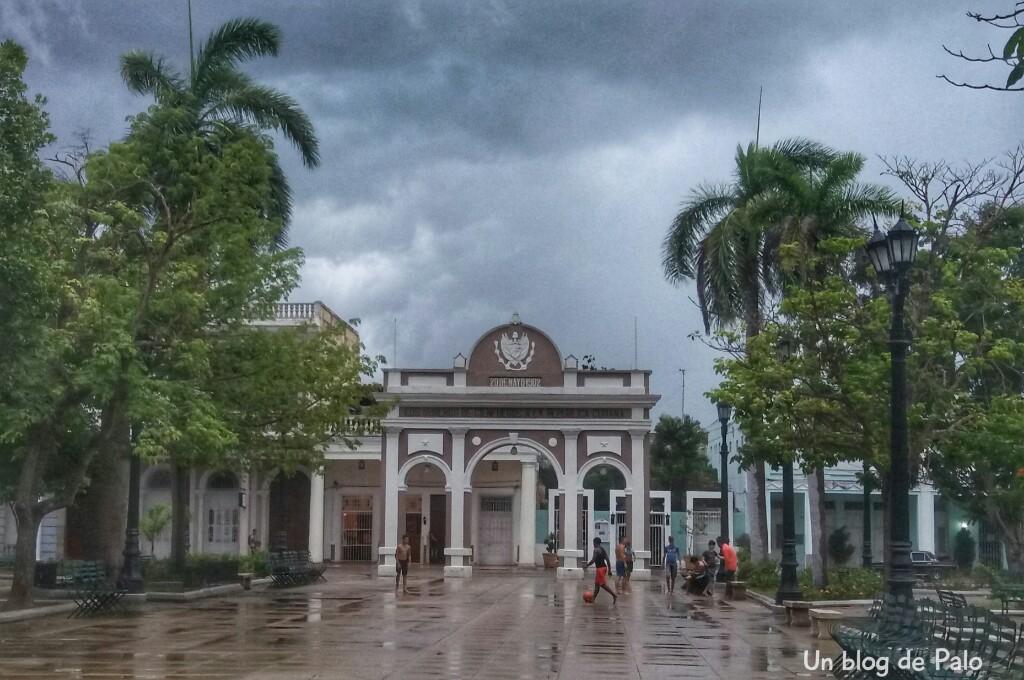 Arco Triunfo Cienfuegos