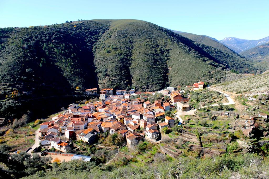 Vistas de Valero, Foto: Viaje con Pablo