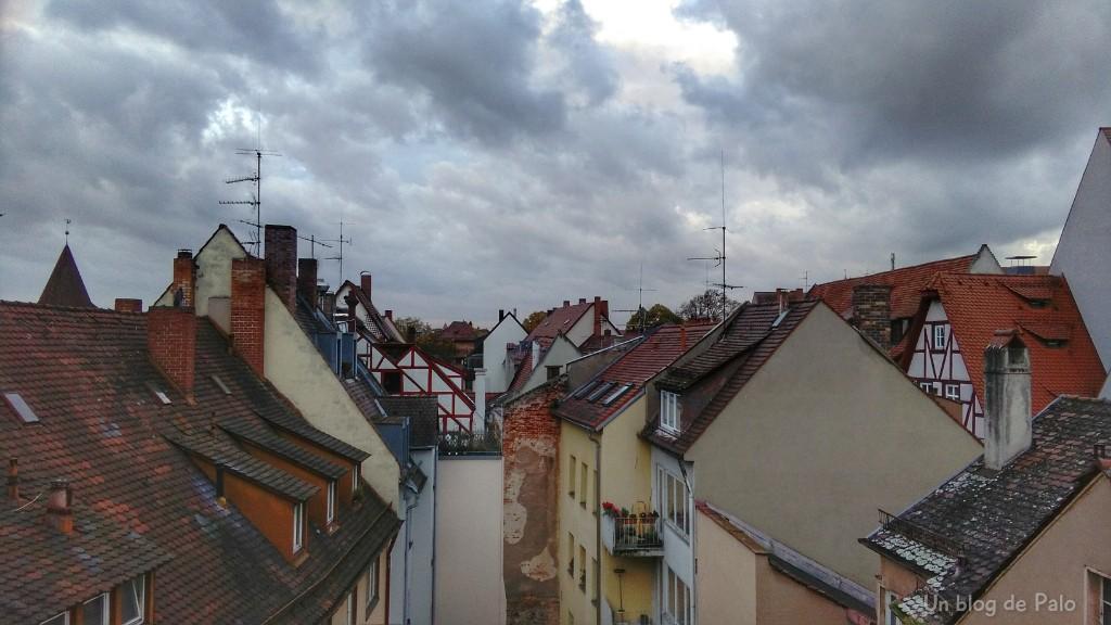 Vistas del hotel Elch