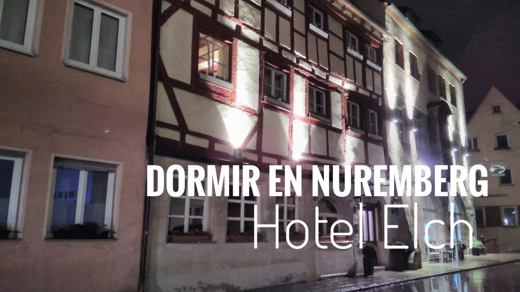 Hotel Elch Boutique dormir en Nuremberg