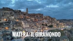 Dormir en Matera: il Giramondo en el centro de los Sassi
