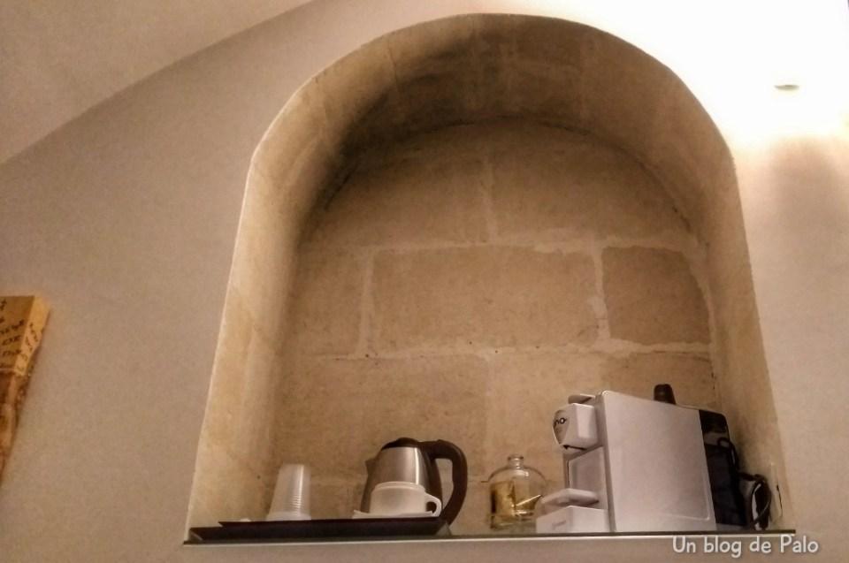 Detalle habitación Il Giramondo