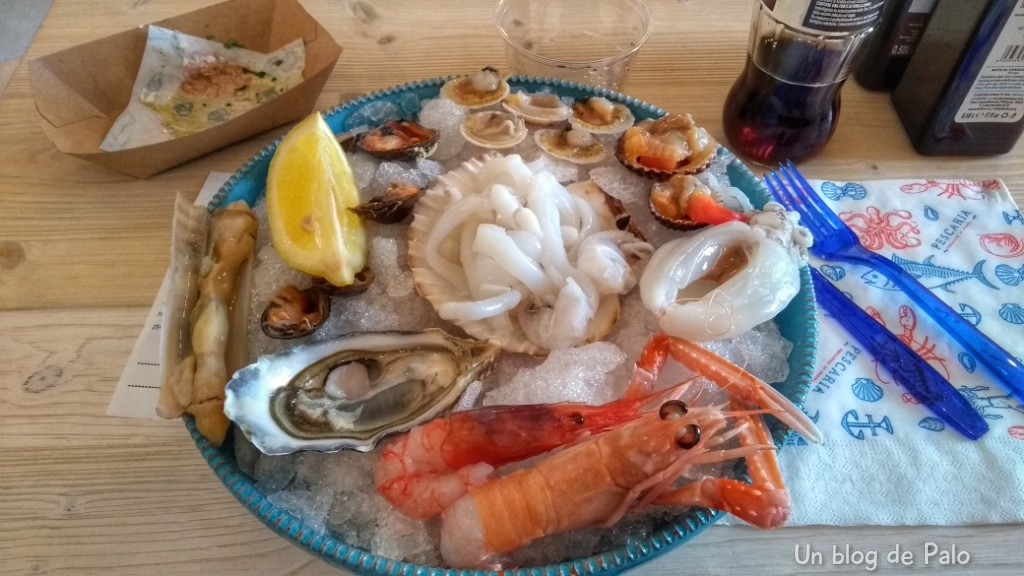 Pescaria, Polignano a Mare
