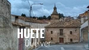 Qué ver en Huete, Cuenca, en un día