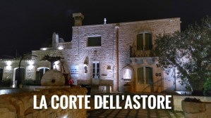 Dormir en Alberobello (Puglia): La Corte dell'Astore