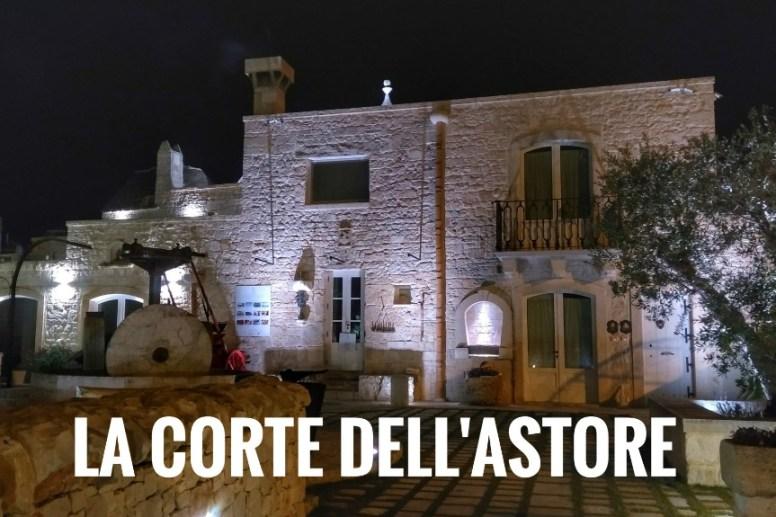 La Corte dell'Astore en Alberobello