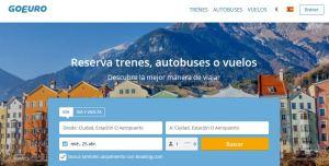 GoEuro la app que te ayuda en los viajes por Europa