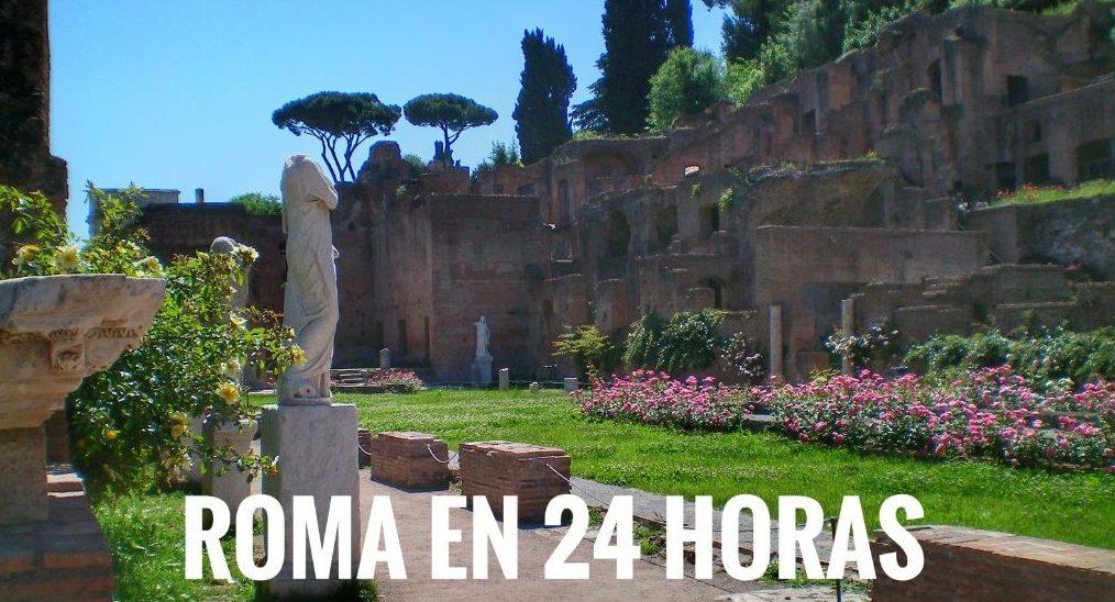 Roma en 24 horas