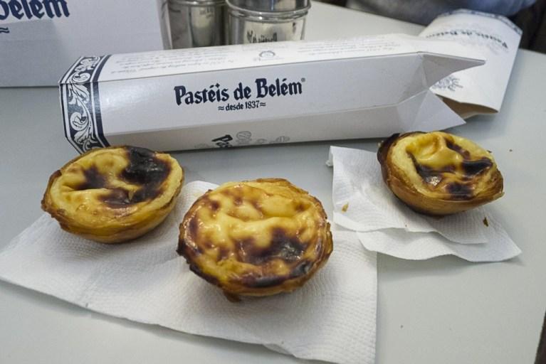 Pasteles de Belem