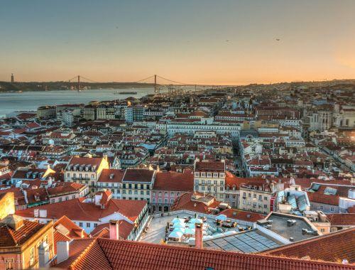 Lisboa la joya del sur de portugal