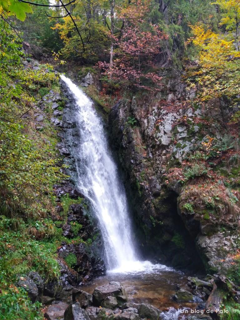Cascada Todnau