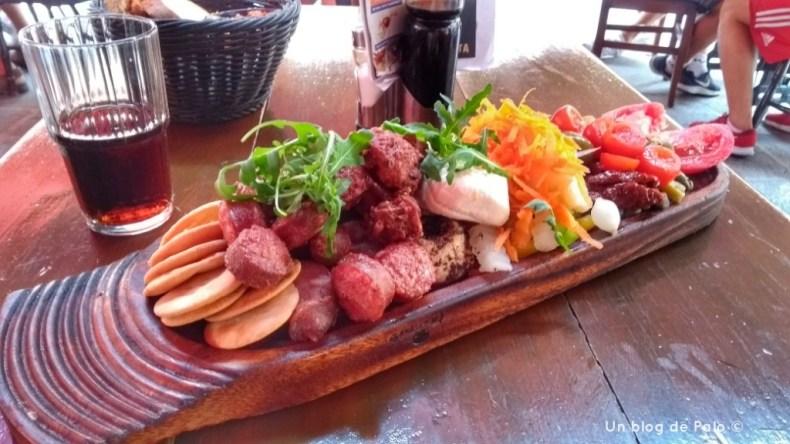 Restaurante en Gozo: The Grapes Wine Bar