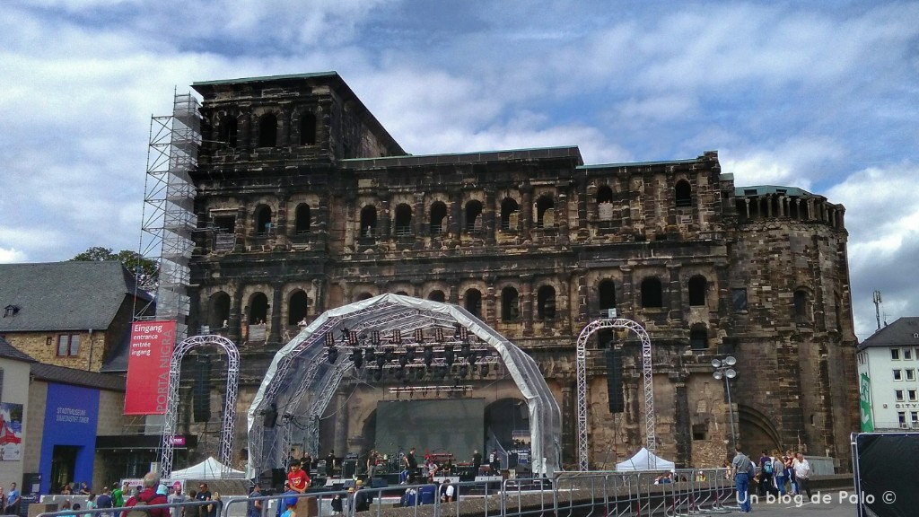 Puerta Negra en Trier
