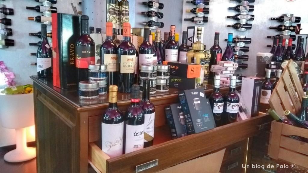 Los vinos de Señorita Malauva en Valladolid