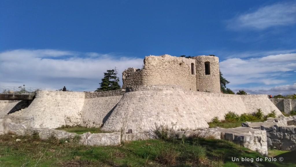El Castillo de la Alameda en Madrid