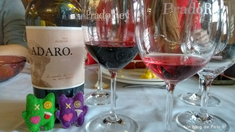El vino, tan presente en la Ribera, tan único