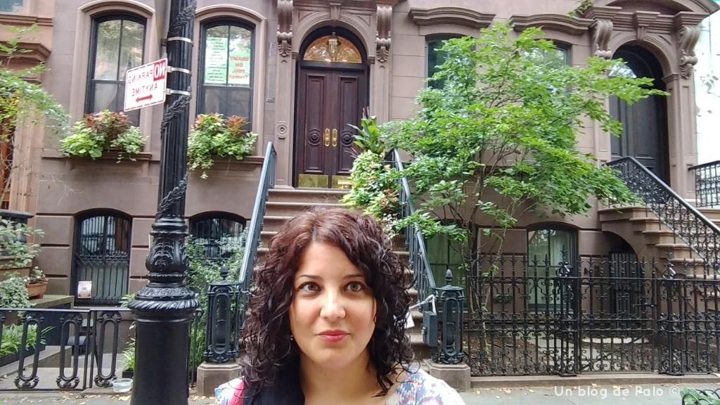 La famosa escalera de Sexo en Nueva York
