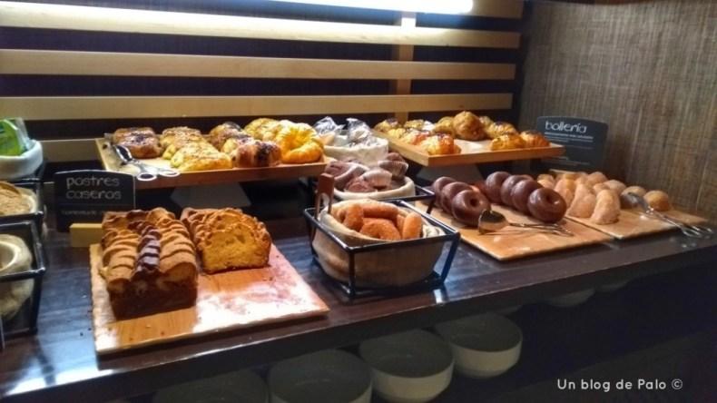 Buffet desayuno en NH Bálago de Valladolid