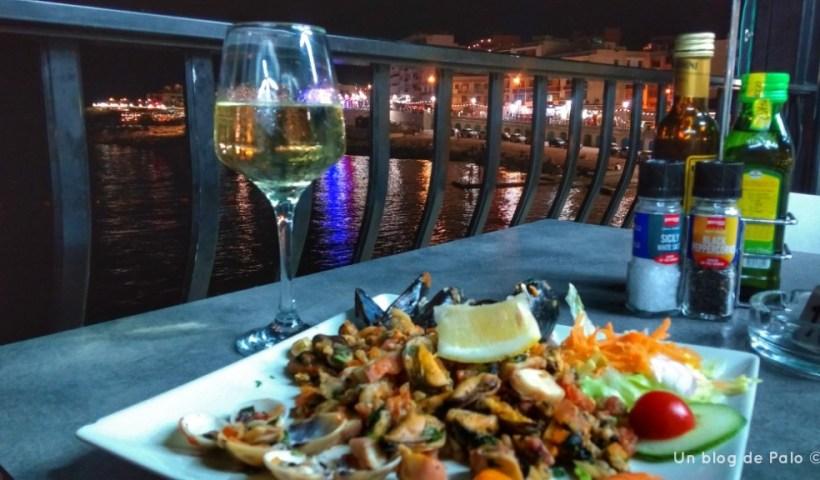 Gastronomía en Malta