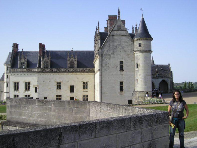 Castillo de Amboise castillos del Loira