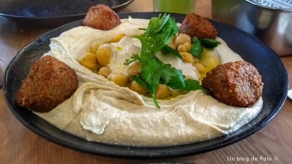 Restaurantes en Tel Aviv