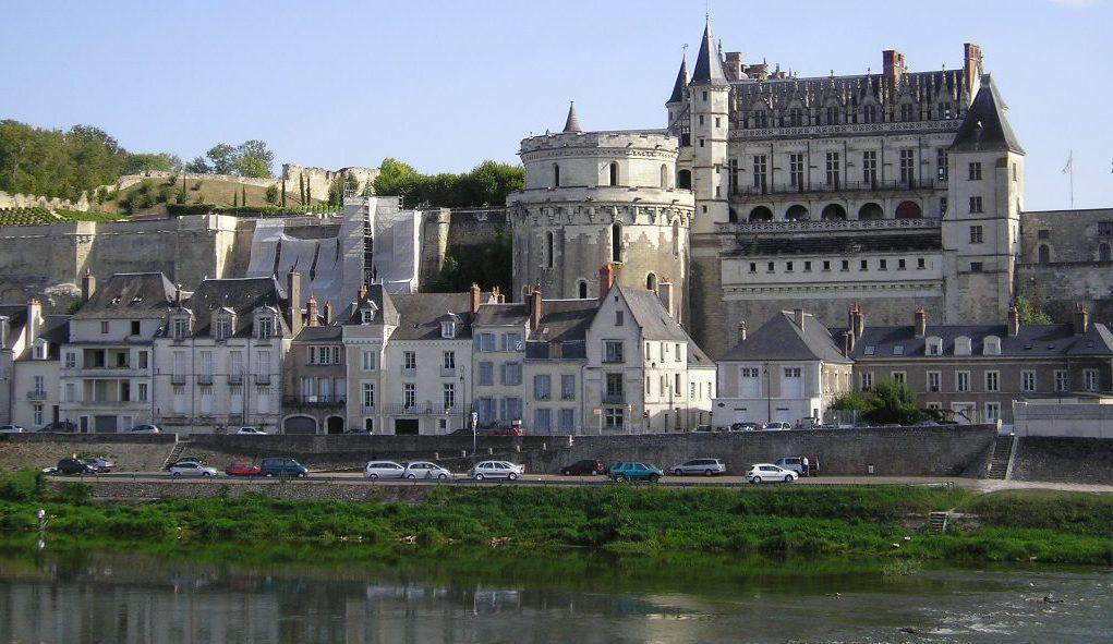 10 castillos del Loira: ruta y mapa