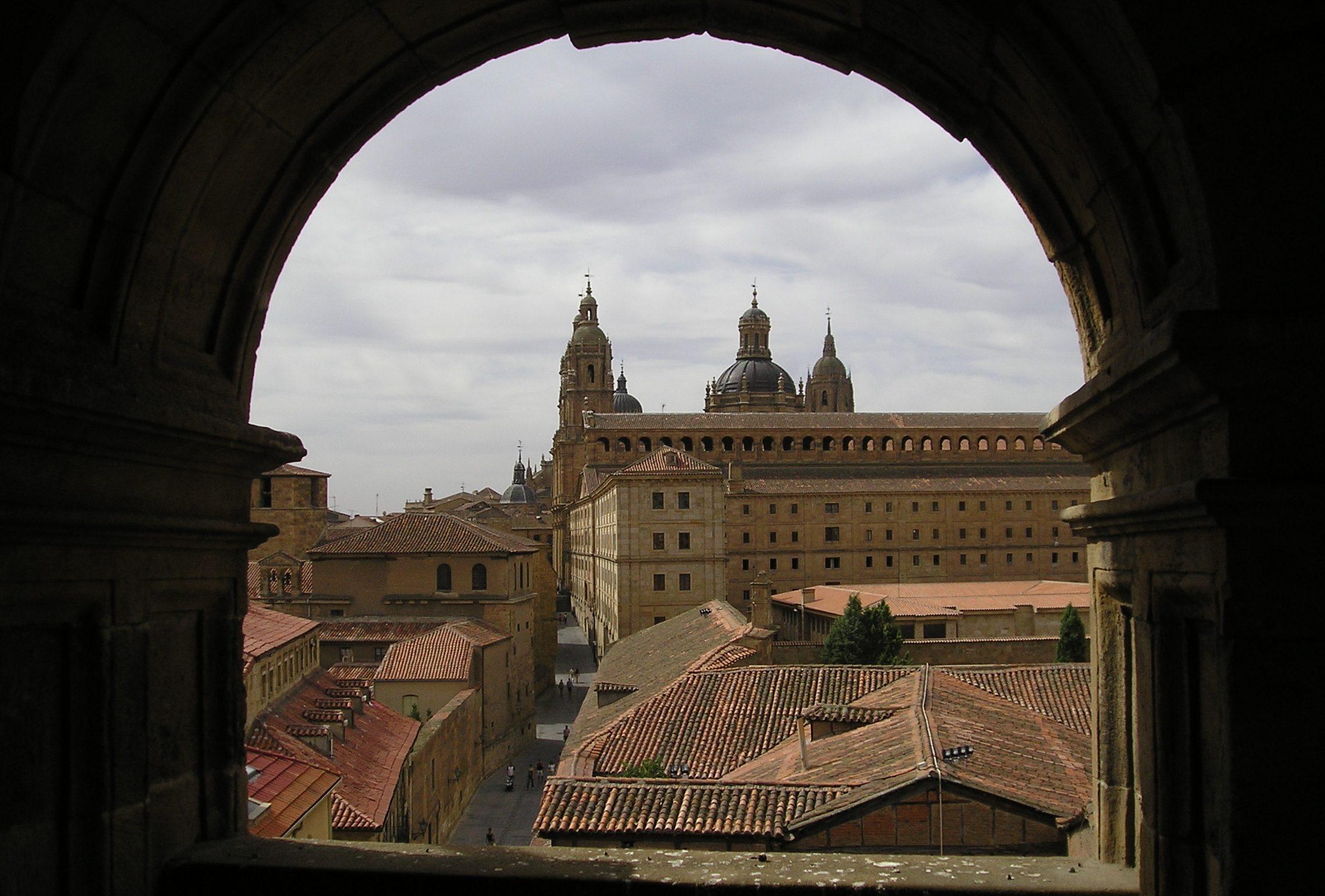 Ruta por Salamanca y el Renacimiento: palacios