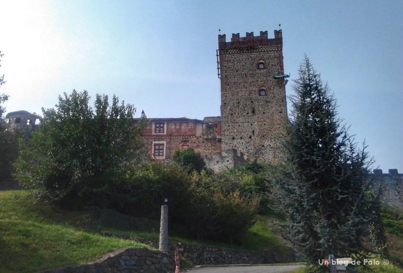 Castillo de Pavone Canavese