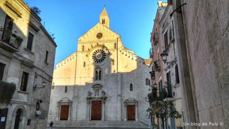Catedral de San Sabino en Bari
