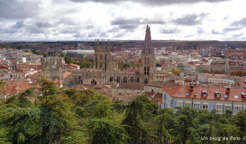 Burgos durante un fin de semana