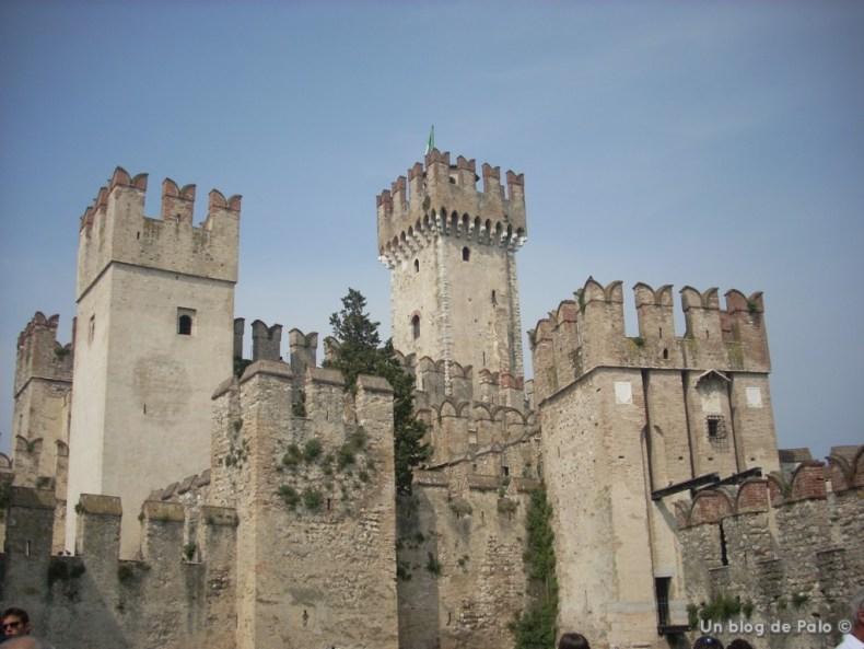 Castillo Scaligero en Sirmione