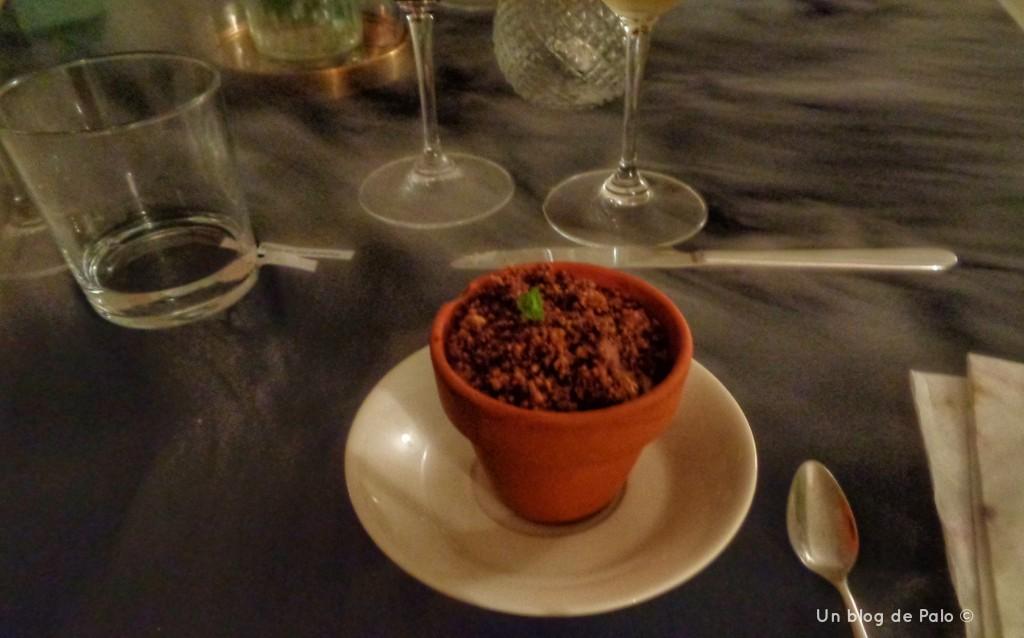 Cena clandestina en Barcelona