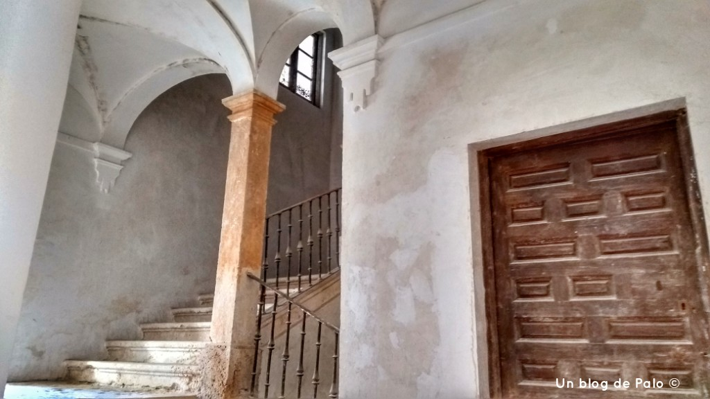 Interior del Palacio de Goyeneche, Nuevo Baztan
