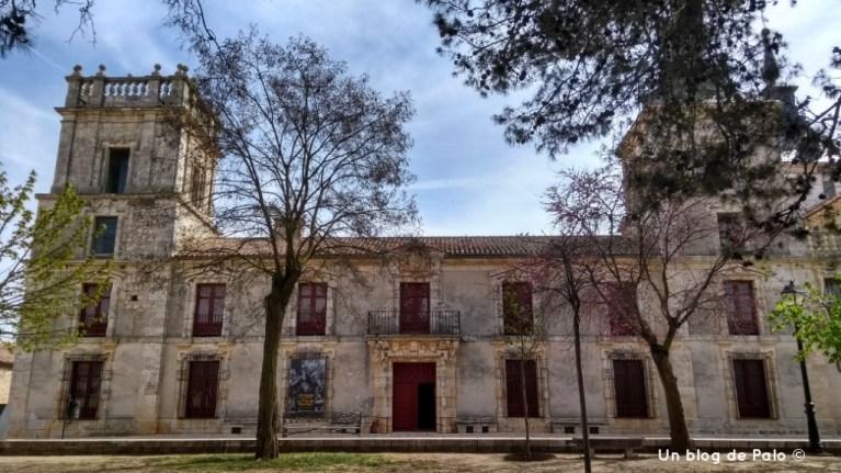 Palacio de Juan Goyeneche en Nuevo Baztan