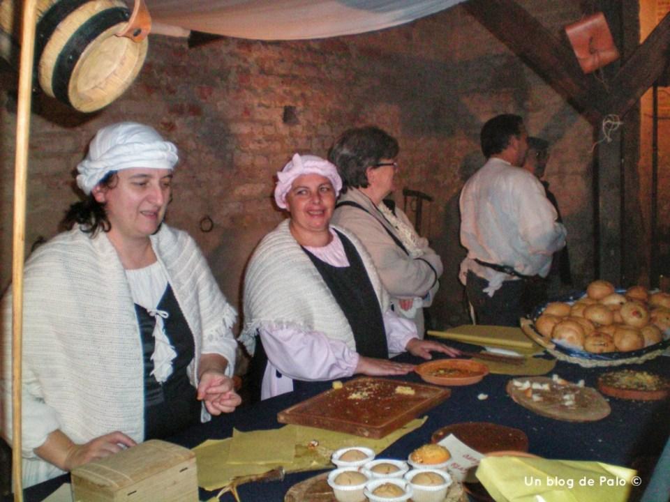 La mismísima época medieval en Vigevano