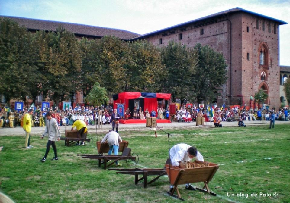 Castillo Visconteo Sforza en Vigevano