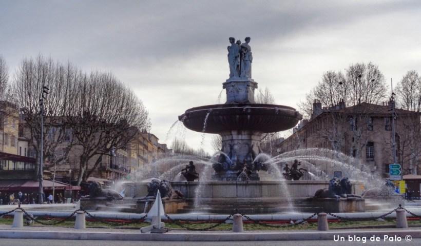 Un fin de semana en Aix en Provence