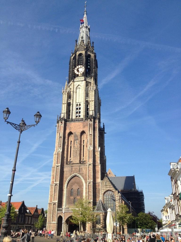 Nievwe Kerk (o Iglesia nueva)