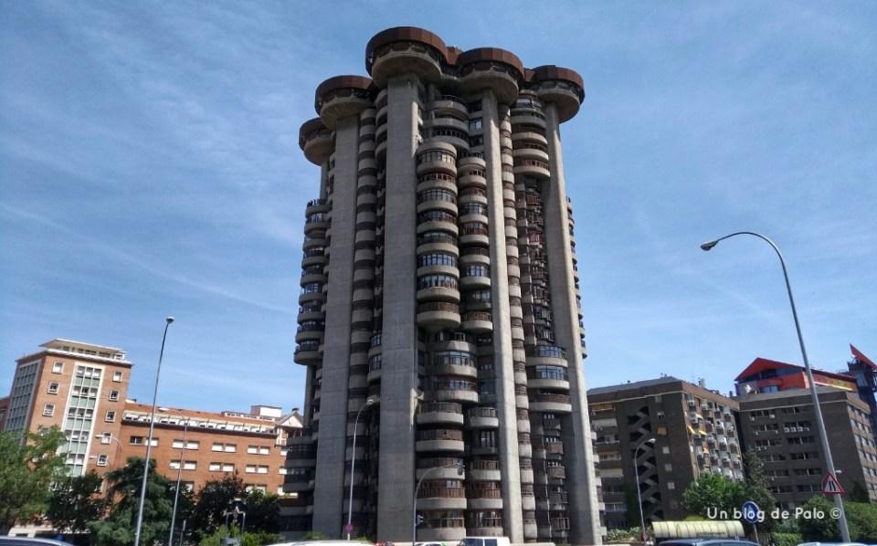 Torres Blancas en Madrid